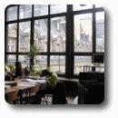 Salle de lecture de la bibliothèque Lavisse