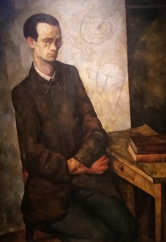Diego Rivera Le mathématicien